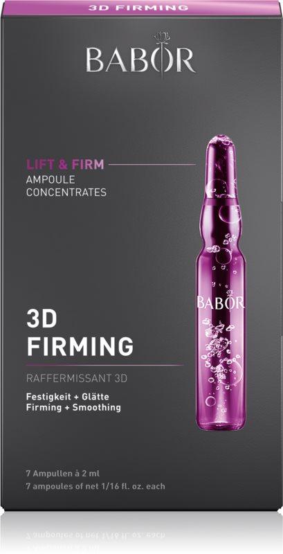 Babor Ampoule Concentrates Lift & Firm verfeinerndes Serum mit festigender Wirkung