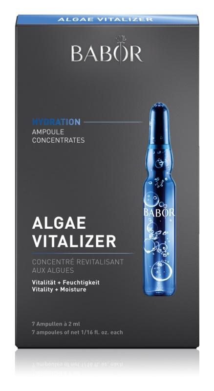 Babor Ampoule Concentrates Hydration revitalisierendes Hautserum mit feuchtigkeitsspendender Wirkung
