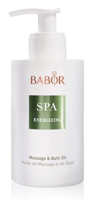 Babor Spa Energizing Bade - und Massageöl