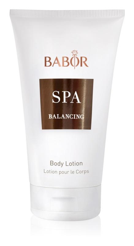 Babor Spa Balancing Körpermilch