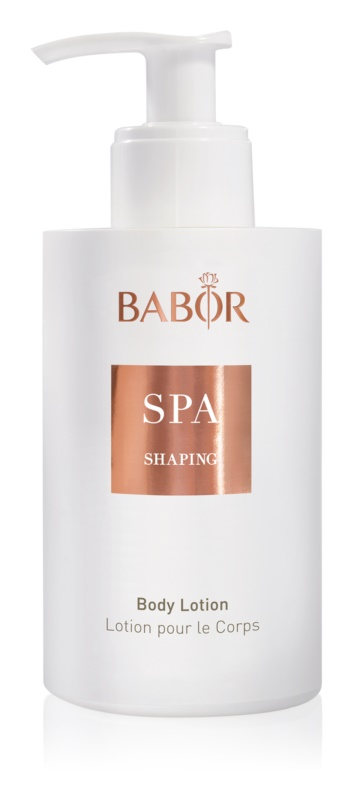Babor Spa Shaping Körpermilch