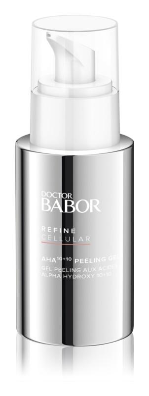 Babor Doctor Babor Refine Cellular Peeling-Gel mit A.H.A. (Alpha-Hydroxydcarbonsäuren)