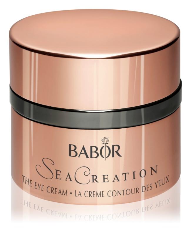 Babor Sea Creation feuchtigkeitsspendende und glättende Augencreme