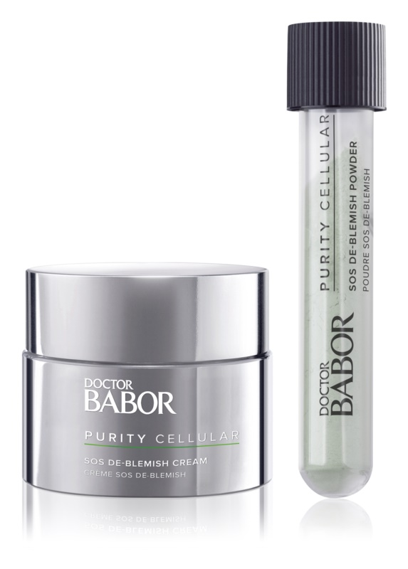 Babor Doctor Babor Purity Cellular Kosmetik-Set  I.