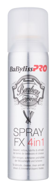 BaByliss PRO Babyliss Pro Clippers Forfex FX660SE Desinfecterende  Technische Spray