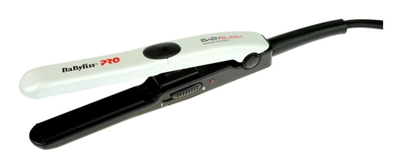 BaByliss PRO Straighteners Baby Sleek 2050E micropiastra per capelli