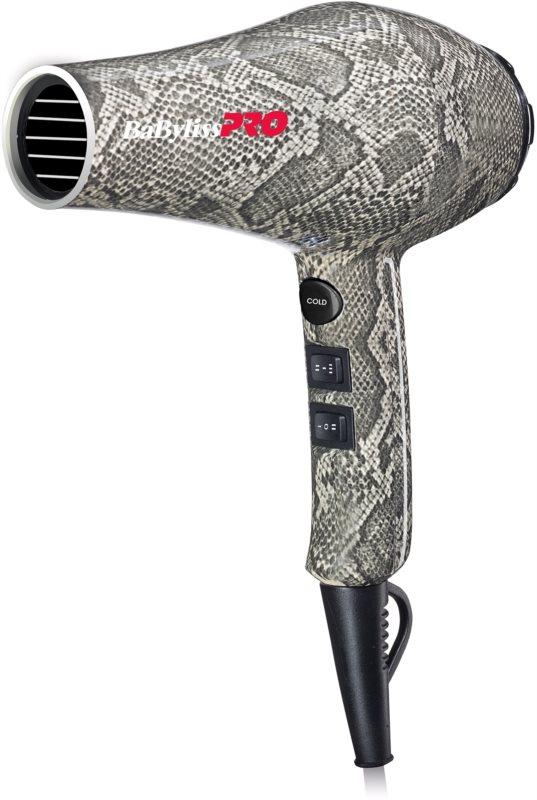 BaByliss PRO Python Skin Collection фен для волосся