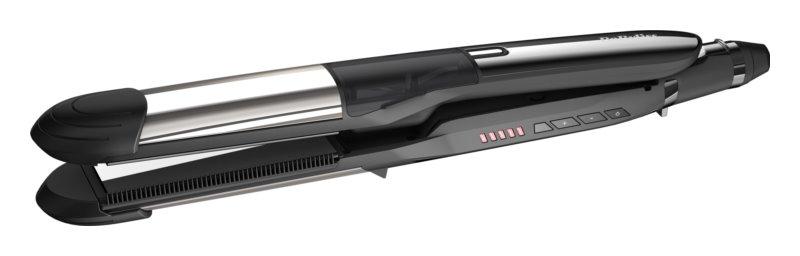 BaByliss Steam Pure ST495E gőzölős hajvasaló hajra