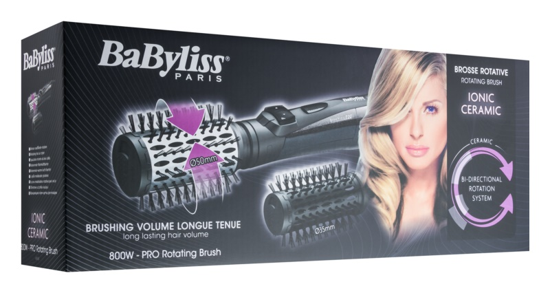 BaByliss Air Brushes PRO Rotating Brush 800W Airstyler rotativo