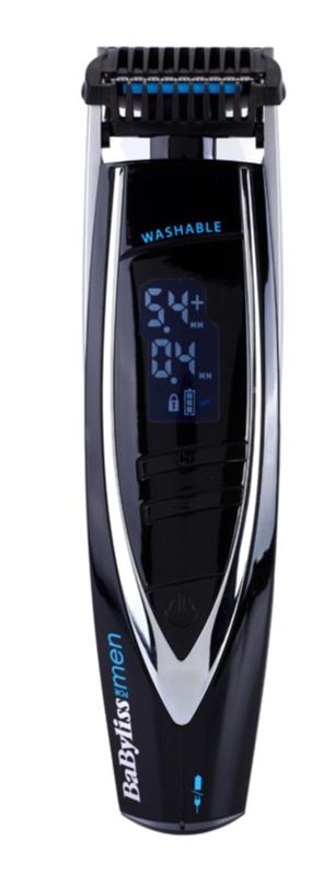 BaByliss For Men Digital Control E876E aparador de barba