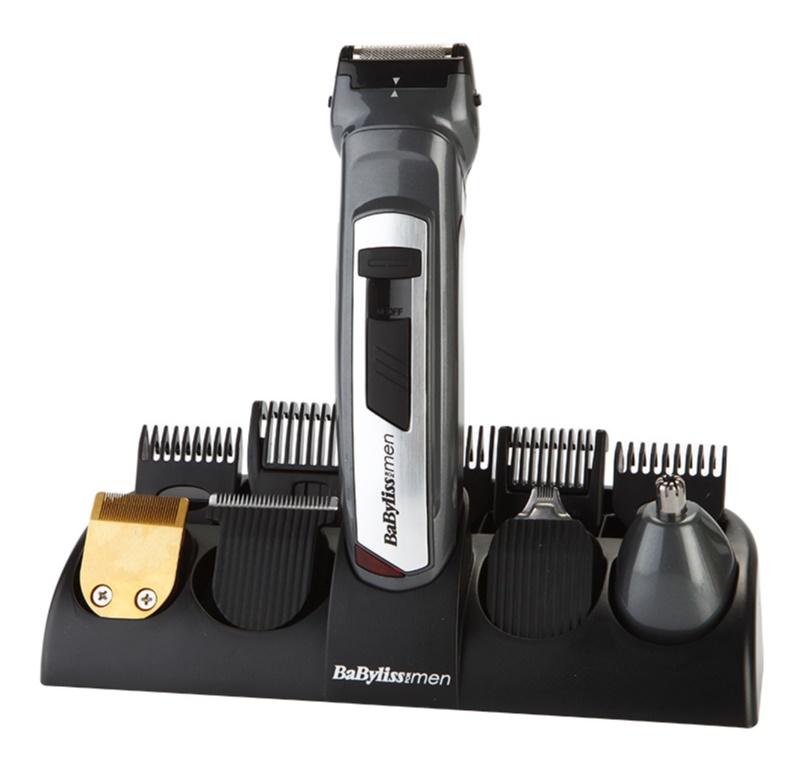 BaByliss For Men Multi 10 Titanium машинка  для стрижки  волосся та вусів