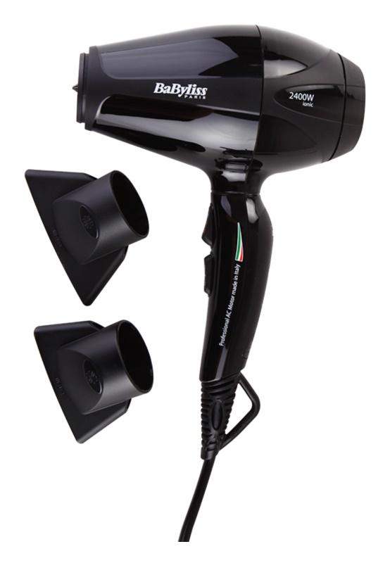 BaByliss Professional Hairdryers Le Pro Intense 2400W sèche-cheveux ionique extra-puissant