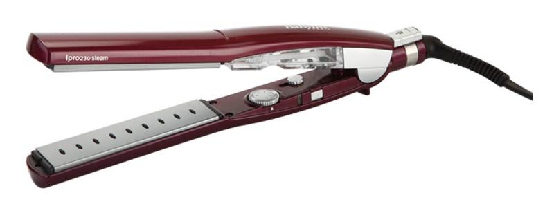 BaByliss I-PRO 230 Steam Total Protection žehlička na vlasy