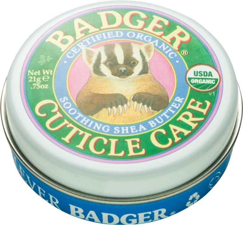 Badger Cuticle Care balzam na ruky a nechty
