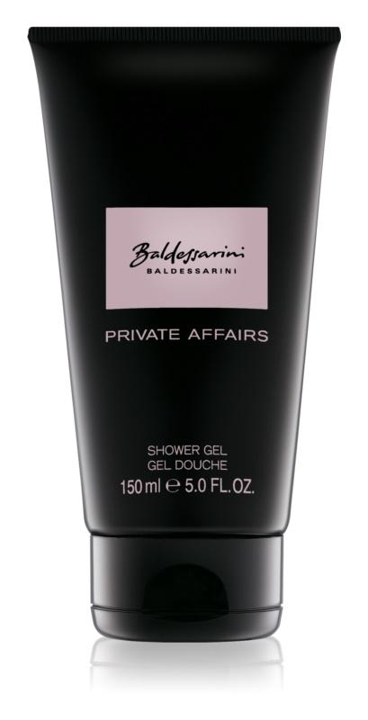 Baldessarini Private Affairs Shower Gel for Men 150 ml