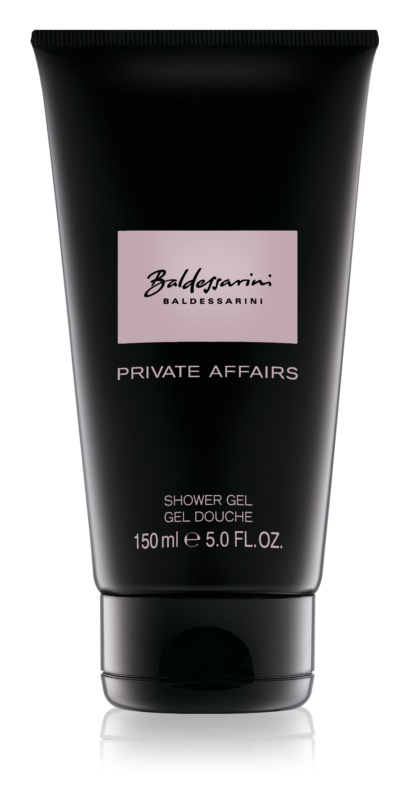 Baldessarini Private Affairs sprchový gel pro muže 150 ml