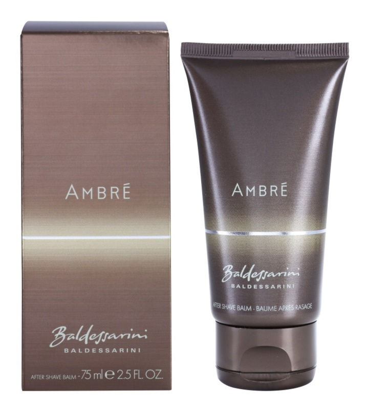 Baldessarini Ambré Aftershave Balsem  voor Mannen 75 ml