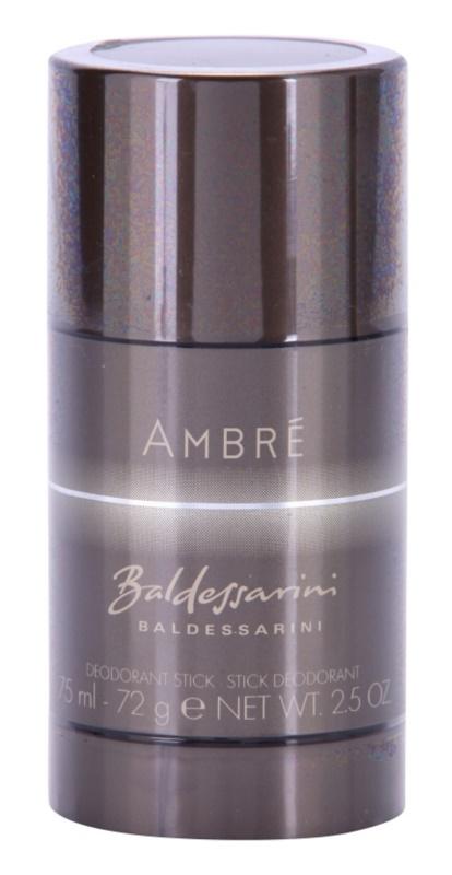 Baldessarini Ambré deostick pre mužov 75 ml