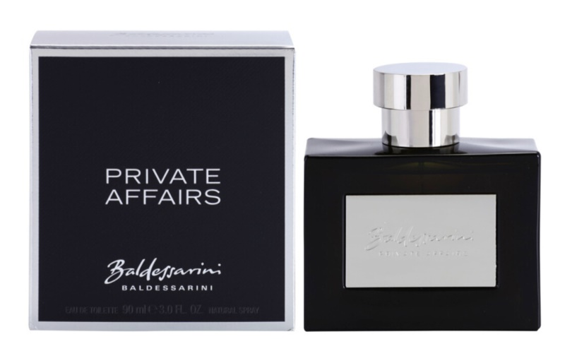 Baldessarini Private Affairs eau de toilette pentru barbati 90 ml