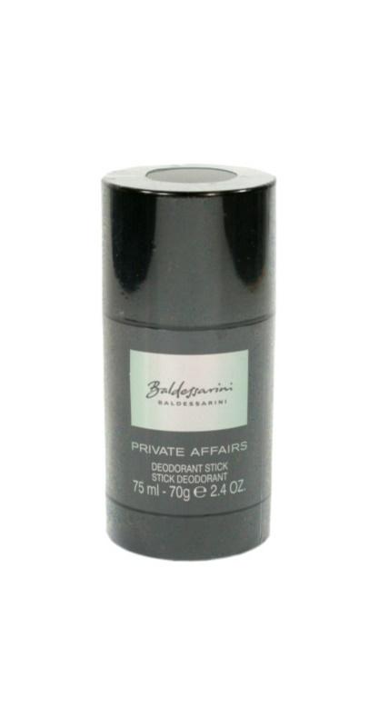 Baldessarini Private Affairs stift dezodor férfiaknak 75 ml