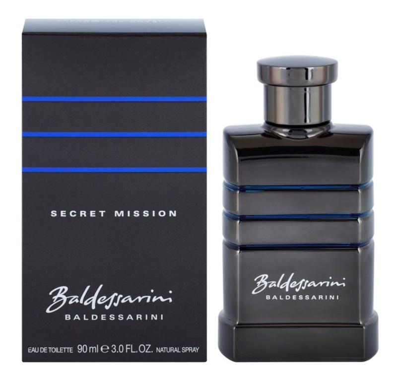 Baldessarini Secret Mission eau de toilette pentru barbati 90 ml