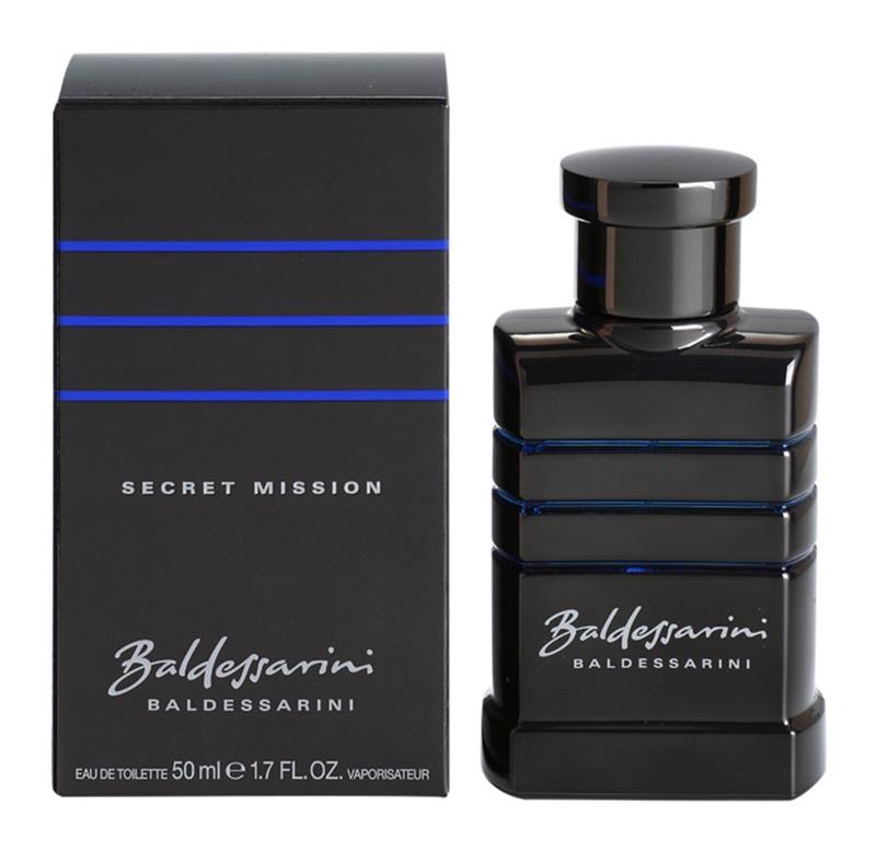 Baldessarini Secret Mission eau de toilette pentru barbati 50 ml