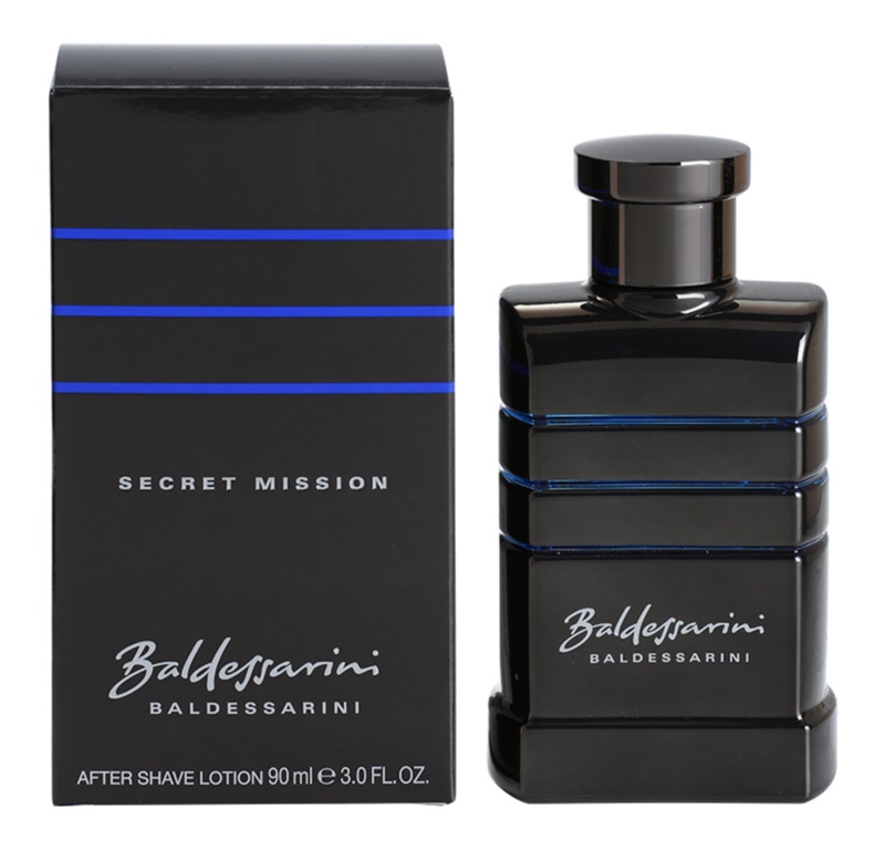 Baldessarini Secret Mission Aftershave lotion  voor Mannen 90 ml