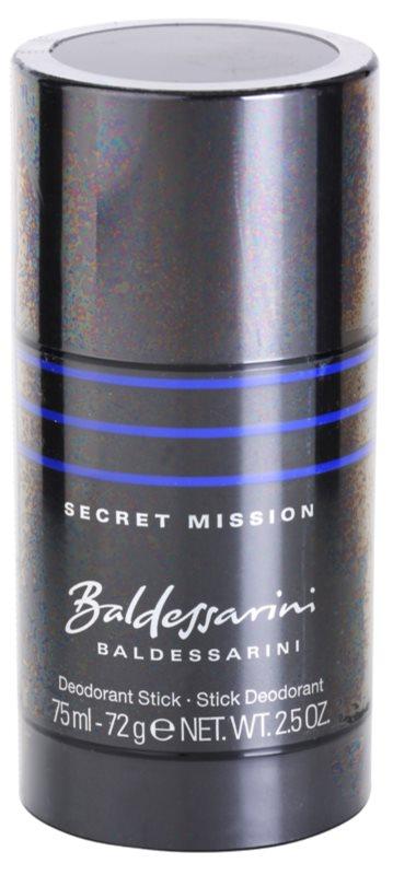 Baldessarini Secret Mission deostick pre mužov 75 ml