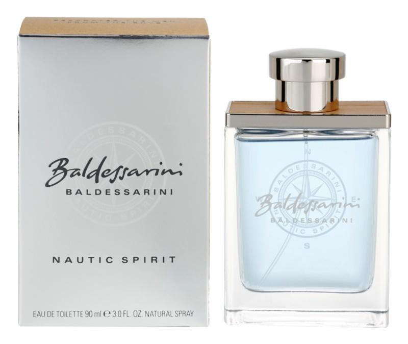 Baldessarini Nautic Spirit Eau de Toilette para homens 90 ml