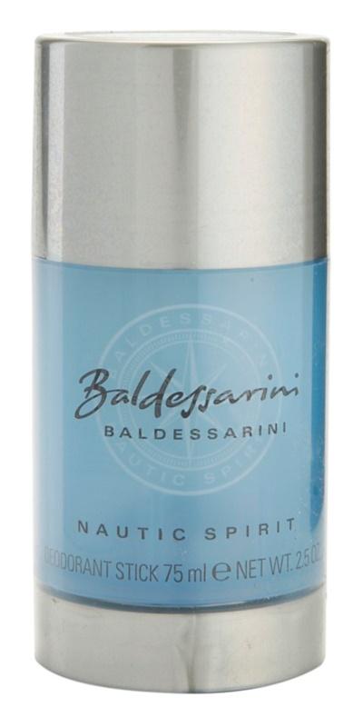 Baldessarini Nautic Spirit Deodorant Stick for Men 75 g