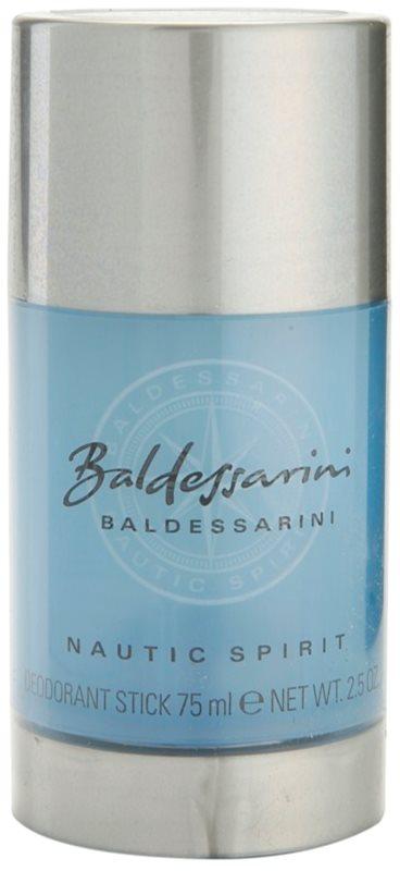 Baldessarini Nautic Spirit déodorant stick pour homme 75 g