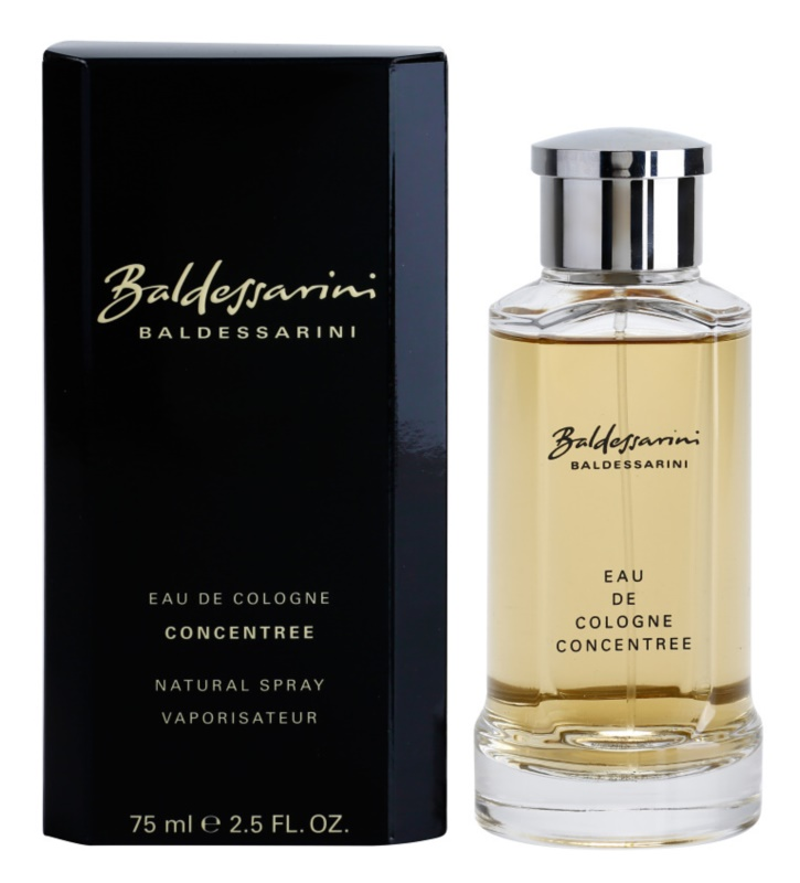 Baldessarini Baldessarini Concentree Eau de Cologne für Herren 75 ml