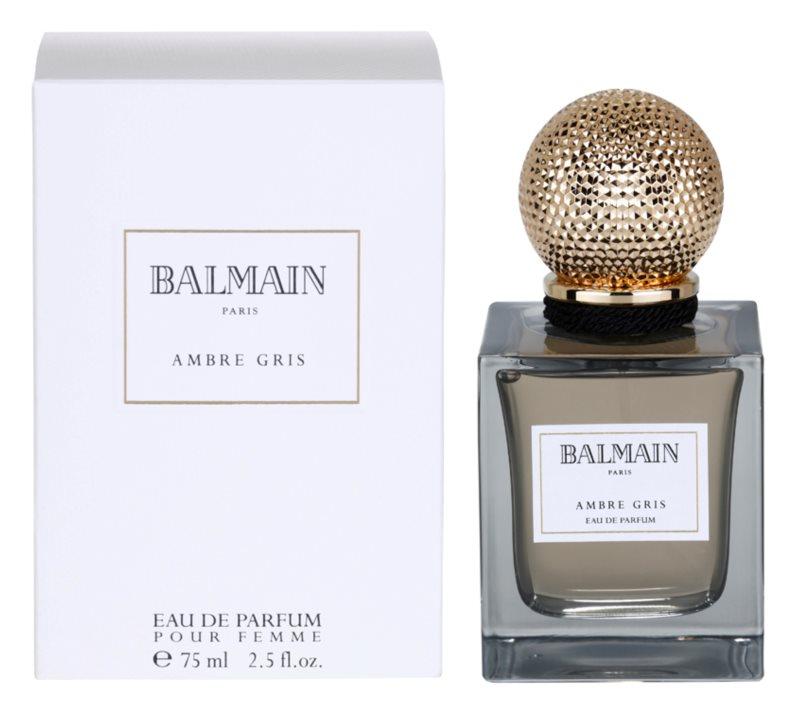 Balmain Ambre Gris Eau de Parfum für Damen 75 ml