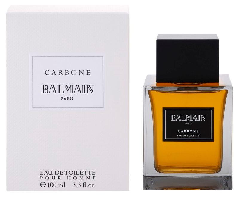 Balmain Carbone eau de toilette para hombre 100 ml