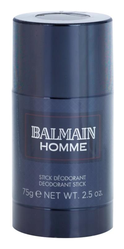 Balmain Balmain Homme dezodorant w sztyfcie dla mężczyzn 75 g