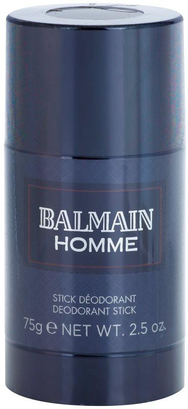 Balmain Balmain Homme stift dezodor férfiaknak 75 g