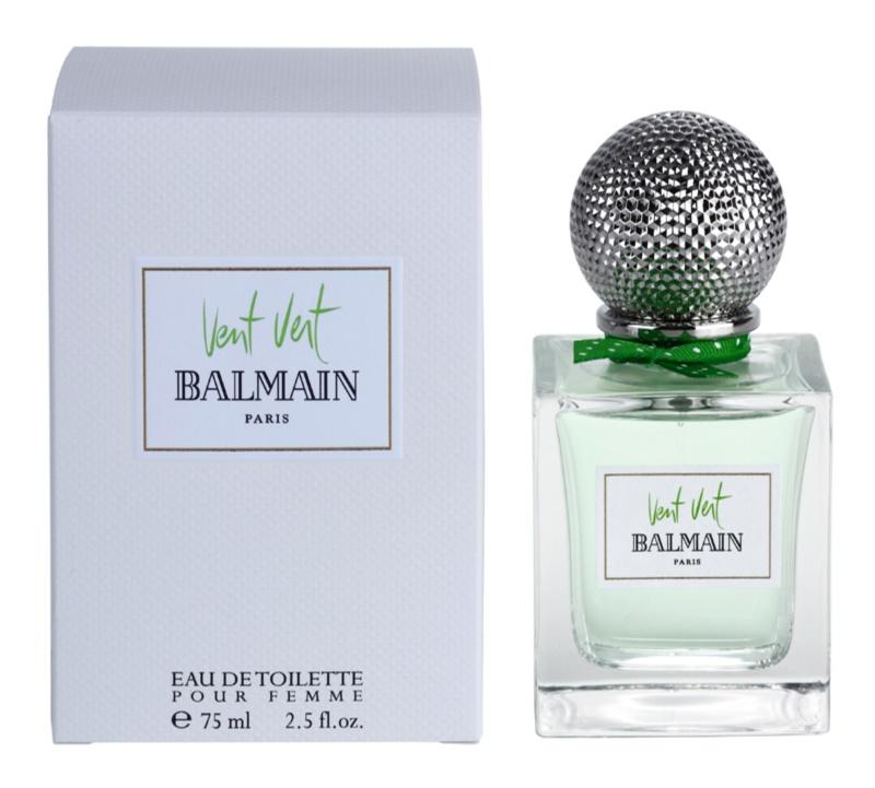 Balmain Vent Vert eau de toilette para mujer 75 ml