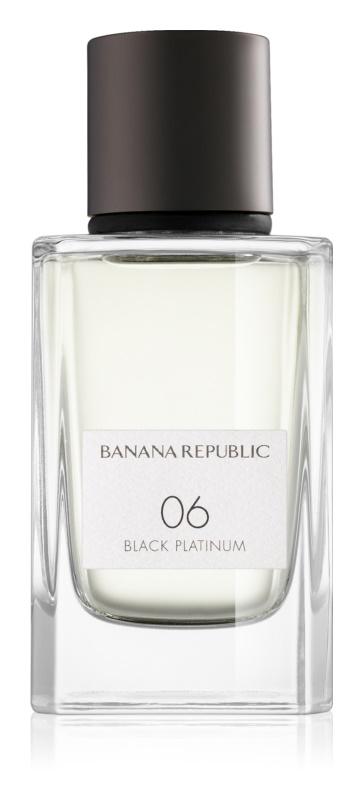 Banana Republic Icon Collection 06 Black Platinum parfémovaná voda unisex 75 ml