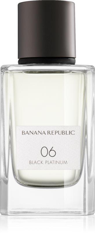 Banana Republic Icon Collection 06 Black Platinum parfumska voda uniseks 75 ml