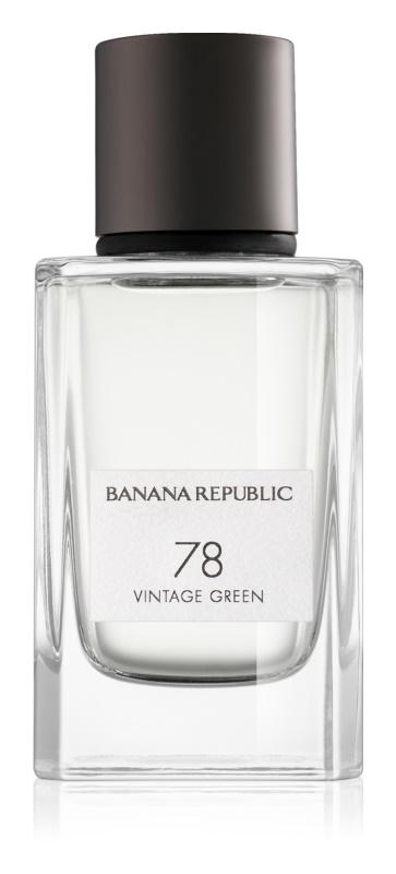 Banana Republic Icon Collection 78 Vintage Green eau de parfum mixte 75 ml