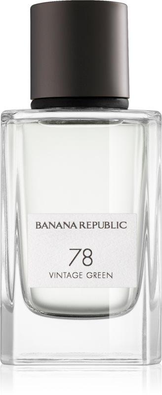 Banana Republic Icon Collection 78 Vintage Green parfémovaná voda unisex 75 ml