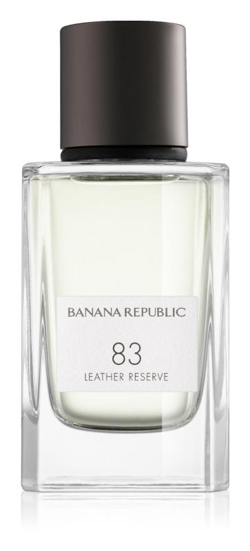 Banana Republic Icon Collection 83 Leather Reserve Eau de Parfum unisex 75 ml