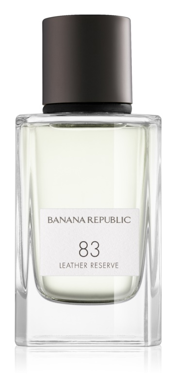 Banana Republic Icon Collection 83 Leather Reserve parfumovaná voda unisex 75 ml
