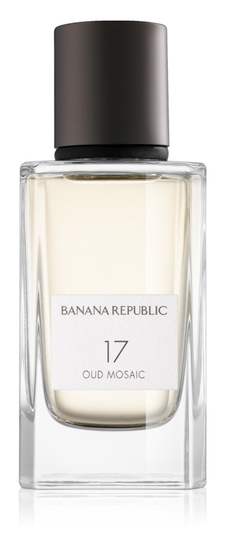 Banana Republic Icon Collection 17 Oud Mosaic eau de parfum mixte 75 ml