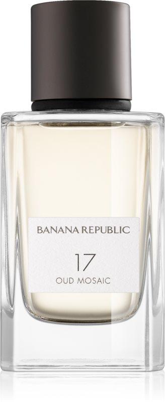 Banana Republic Icon Collection 17 Oud Mosaic Eau de Parfum unisex 75 ml