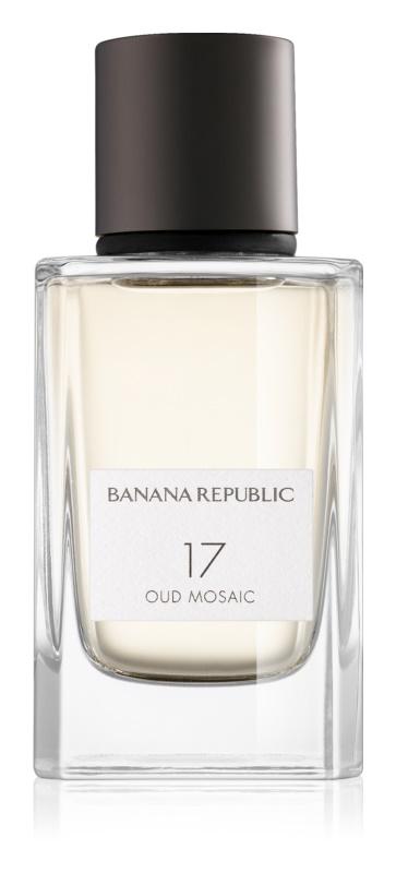Banana Republic Icon Collection 17 Oud Mosaic parfémovaná voda unisex 75 ml