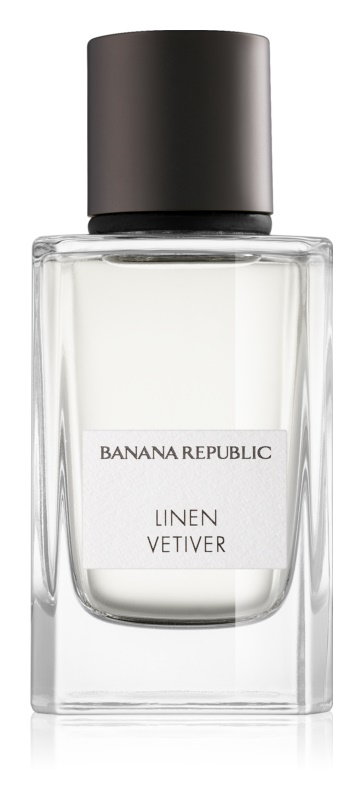 Banana Republic Icon Collection Linen Vetiver parfumska voda uniseks 75 ml