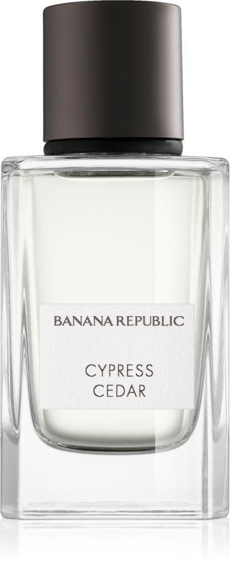 Banana Republic Icon Collection Cypress Cedar parfumovaná voda unisex 75 ml
