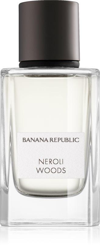 Banana Republic Icon Collection Neroli Woods Eau de Parfum Unisex 75 ml