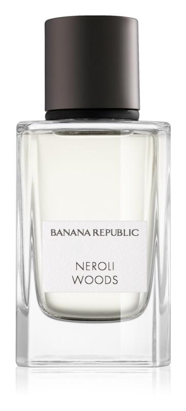 Banana Republic Icon Collection Neroli Woods parfémovaná voda unisex 75 ml